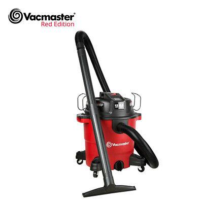 Vacmaster Edition Wet Dry Vacuum Cleaner 12 Gallon 5.5 Peak Hp Wetdry Vacuums