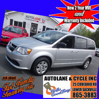 2012 Dodge Grand Caravan Stow-n-Go New Tires! Ready to go! Bedford Halifax Preview