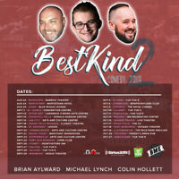 Bestkind Comedy Tour - Vancouver