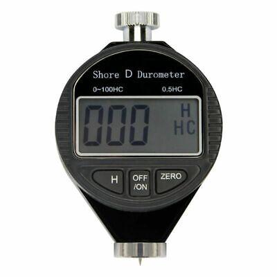 Digital Gauge Digital Hardness Durometer Testers Meter Shore For Rubber Tires