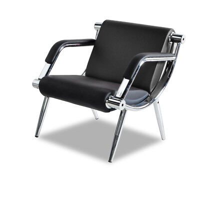 Modern PU Leather Office Reception Chair Waiting Room Visitor Guest Sofa Seat for sale  Atlanta