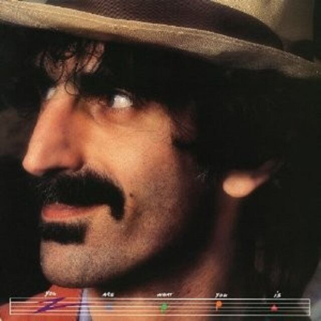 "FRANK ZAPPA ""YOU ARE WHAT YOU IS"" CD NEU"