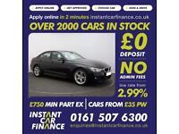 BMW 330 3.0TD ( 258bhp ) 4X4 ( s/s ) Auto 2016.5MY d xDrive M Sport