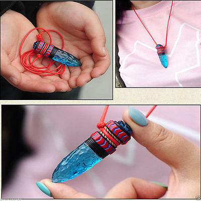 Anime Cosplay Princess Mononoke Hime Amulet Wolf Fangs Necklace Pendant
