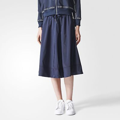 Adidas A Line Skirt Womens Blue
