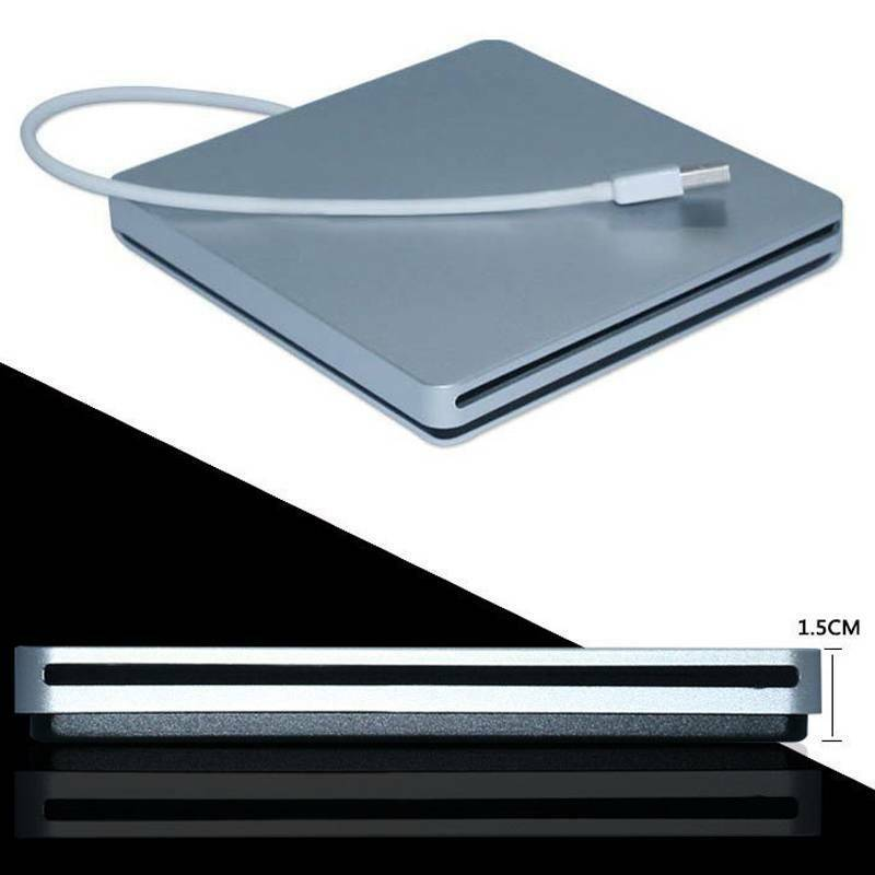 For Apple Pro Air PC USB Slot-in Drive Burner