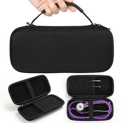 Zipper Bag Storage Eva Hard Carry Case For 3m Littmanvive Precision Stethoscope
