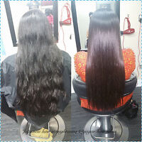 JAPANESE STRAIGHTENING SPECIALIST OLAPLEX TREATMENT REBONDING