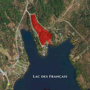 Terrain Bord de L'Eau 595699pi2,Ste-Marceline Kildare,Lanaudière