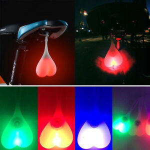 Bicycle Rear Safety Light