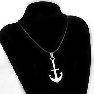 Stainless steel Necklace Pendants For Men Boys Leather Chains Kitchener / Waterloo Kitchener Area image 6