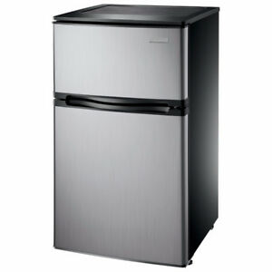 Insignia 3.0 Cu. Ft. Top Freezer / Compact Refriger-- New IN BOX