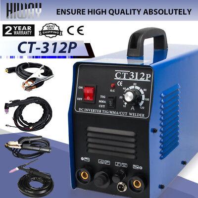 Inverter Dc Tigarccut Welding Machine 3in1 Pilot Arc Plasma Cutter Welder
