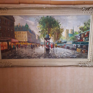 Oil Painting And Other Collectibles