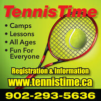 ADULT TENNIS LESSONS IN HALIFAX  FREE TRIAL