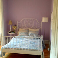 1 Sept - Furnished home – Appartement meublé