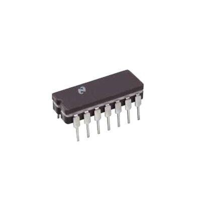Transistor Arrays In 14-pin Cerdip Package Lm3045j