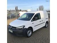 VOLKSWAGEN CADDY C20 TDI STARTLINE White Manual Diesel, 2016