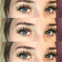 **EYELASH EXTENSIONS-PROMOTION**