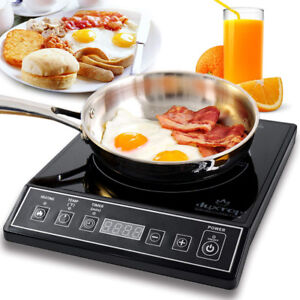 NEW!! Secura 9100MC 1800W Portable Induction Cooktop
