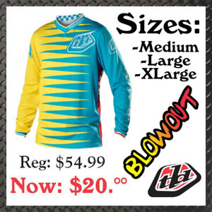 Troy Lee Designs Jerseys  *See Our Other Ads**