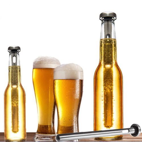 2 pack Beer Chiller Stick - Stainless ...