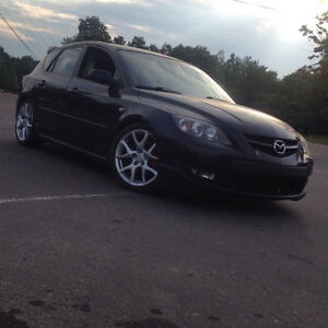 2008 Mazda MAZDASPEED3 speed Hatchback