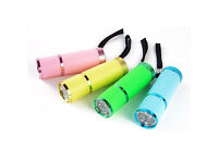 9 LED Super Bright Mini Torch
