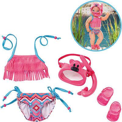 Zapf Creation Baby Born Play&Fun Deluxe Schwimm Set