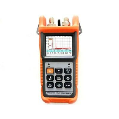 Cy190pro Otdr Optical Time Domain Reflectometer Power Meter 1310nm 1550nm Tzt