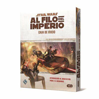 Star Wars Al Filo del Imperio - Caja de Inicio Juego de...