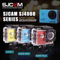Sj4000 waterproof camera