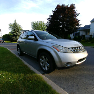 Nissan Murano SL 2006 clean in a good condition