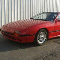 1988 Mazda RX-7 Convertible Convertible