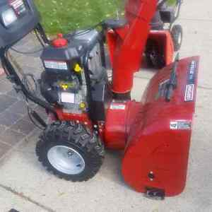 Mobile Snowblower Tune Up ☆ Home Visits ☆ Small Engine Repairs