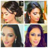 Makeup Artist and Hairstylist for All Special Events.