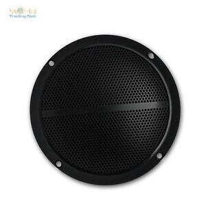 2x Einbaulautsprecher wetterfest, Außen-Lautsprecher, 6,5