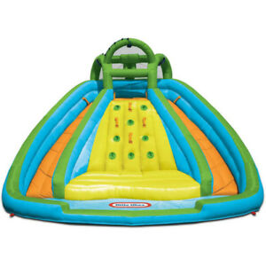 Inflatable Water slide Rental (Rocky Mountain River Race)