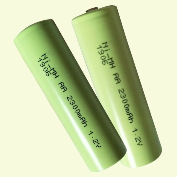 1.2V Rechargeable Ni-MH Battery 4pcs AA size 2300mAh