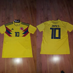 Colombia World Cup Jersey