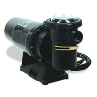 Re-conditioned Jacuzzi 1hp Aboveground Pool Pump 60day Warranty