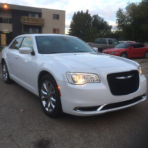 2015 Chrysler 300-Series Sedan