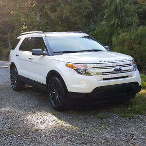 2011 Ford Explorer Base SUV, Crossover