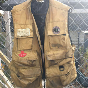 Mustang Inflatable Fly Vest