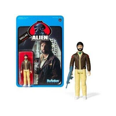 Alien: Wave 3 - Dallas Blue Card 10cm. ReAction Figure