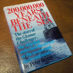 200,000,000 Years Beneath The Sea, Story of Glomar Challenger