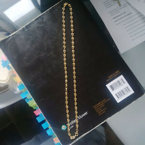 Gold mens chain - Gucci link