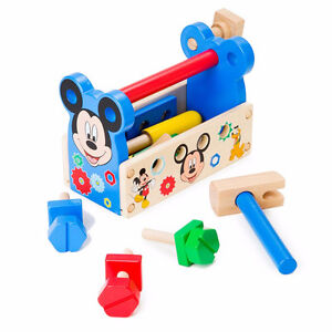 ***Disney Mickey Mouse Wooden Toolkit***