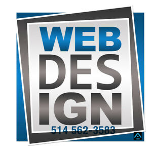 CONCEPTION SITE WEB DESIGN - HÉBERGEMENT 1 AN, LONGUEUIL 449-