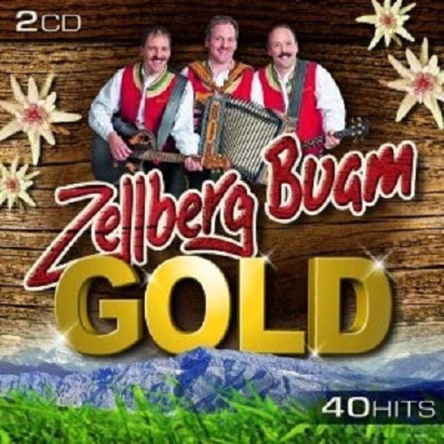 ZELLBERG BUAM - GOLD 2 CD NEU +++++++++++++++++++